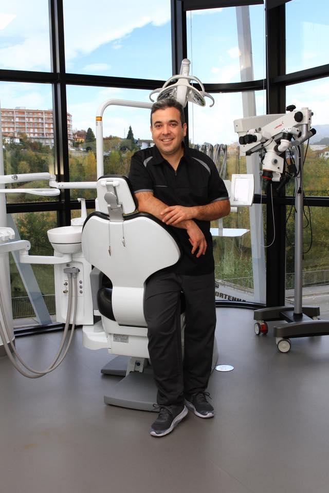 Imagem da notícia: Campus Clinic e Rui Monterroso de parabéns