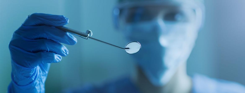 Imagem da notícia: Covid-19: Máscaras FFP2 para todos os dentistas ativos