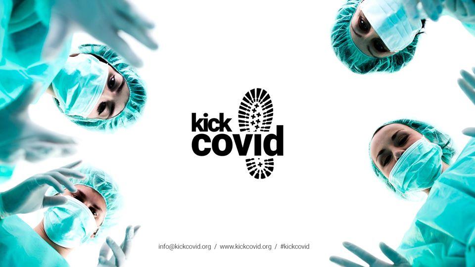 Imagem da notícia: Kick Covid: dentistas unem-se em Portugal e Espanha