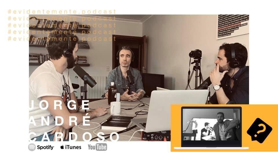 Imagem da notícia: episódios 1 e 2 – season 2 com Jorge André Cardoso