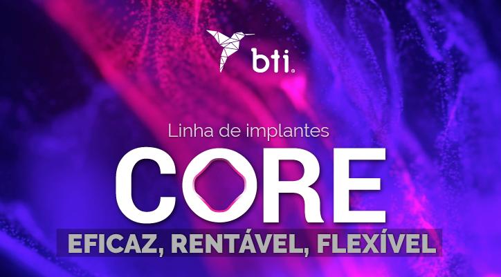Imagem da notícia: BTI Core assegura resultados mais previsíveis com o mínimo investimento