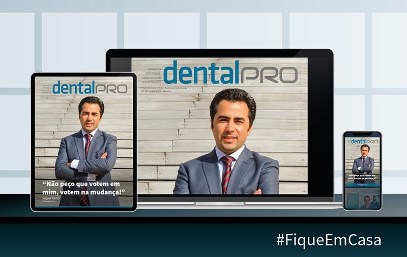Imagem da notícia: A DentalPro de abril está disponível em formato digital