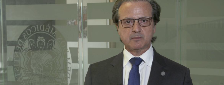 """Imagem da notícia: Orlando Monteiro da Silva: """"Há mais custos inerentes à pandemia"""""""