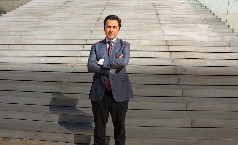 Imagem da notícia: Miguel Pavão é o novo bastonário da OMD