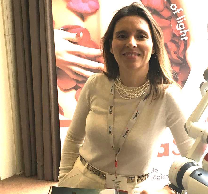 Imagem da notícia: Marta Monteiro: Covid-19 e o impacto na medicina dentária