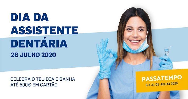 Imagem da notícia: É assistente dentária(o)? Então este é o seu mês!