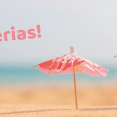 Imagem da notícia: Boas férias