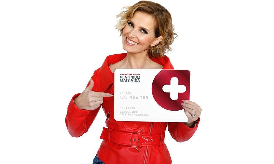 Imagem da notícia: AIMD envia carta a Cristina Ferreira, embaixadora da Medicare