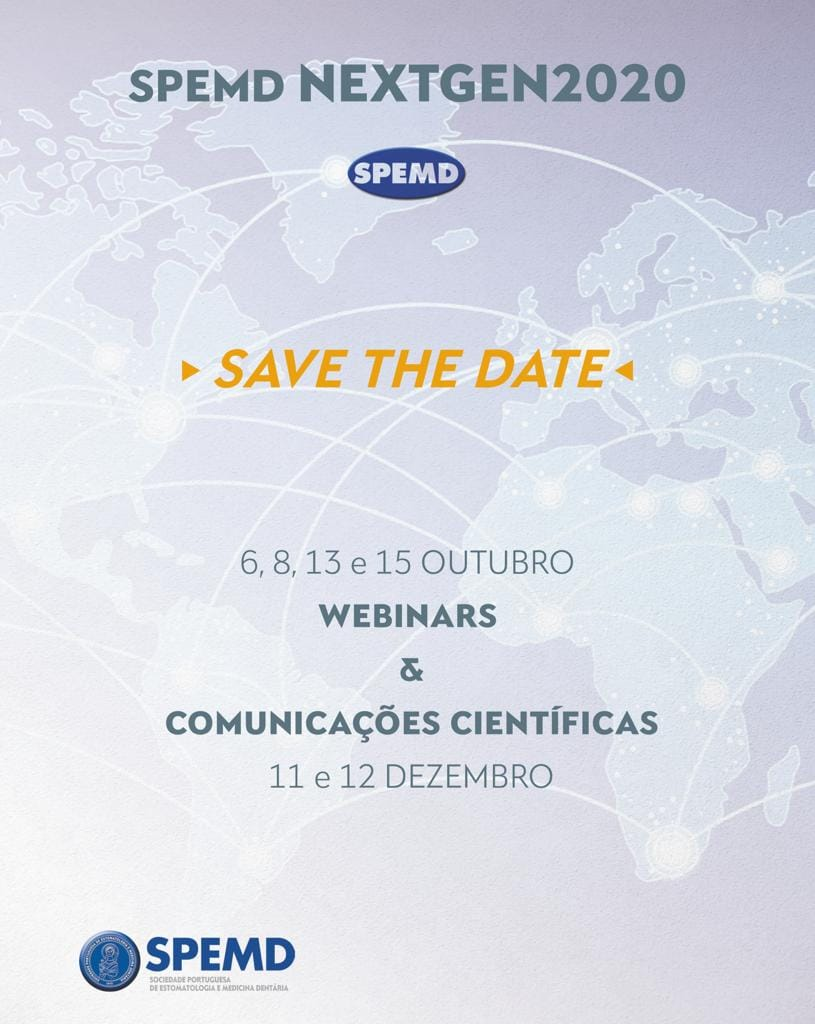 Imagem da notícia: Congresso Anual da SPEMD adiado para 2021