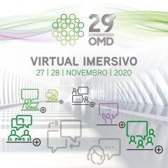 Imagem da notícia: Congresso da OMD 2020 será em formato virtual