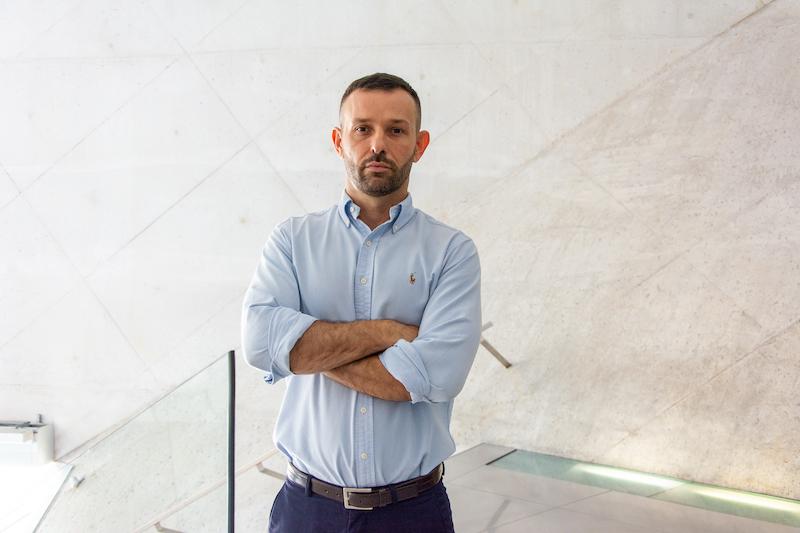 Imagem da notícia: Gilson Membrive é o novo national sales manager da BioHorizons Camlog Ibérica