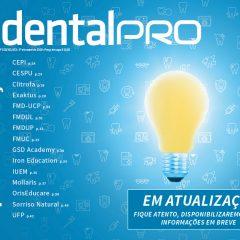 Imagem da notícia: DentalPro Especial Formação 2020/2021