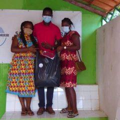 Imagem da notícia: MAS apoia reabertura do setor de saúde oral na Guiné-Bissau