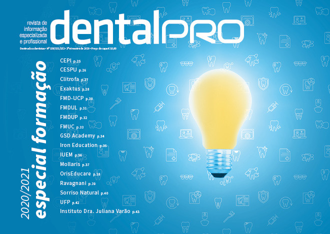 Download da revista DentalPro 150