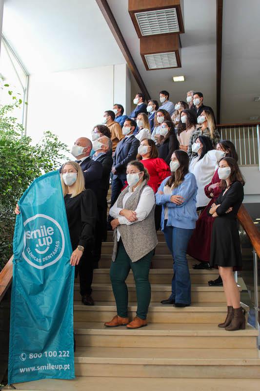 Imagem da notícia: Smile.up oferece máscaras que inativam o coronavírus a colaboradores