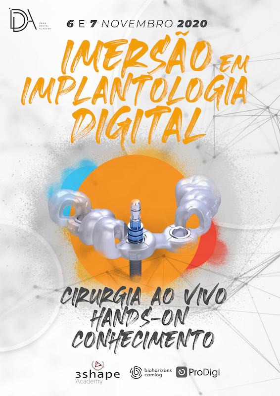 """Imagem da notícia: Dawa Dental Academy promove """"Imersão em Implantologia Digital"""""""