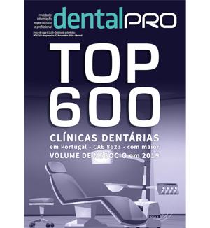 Aceda à DentalPro Top 600 Clínicas