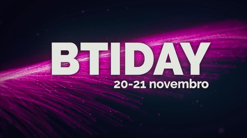Imagem da notícia: Já se inscreveu no BTI Day?