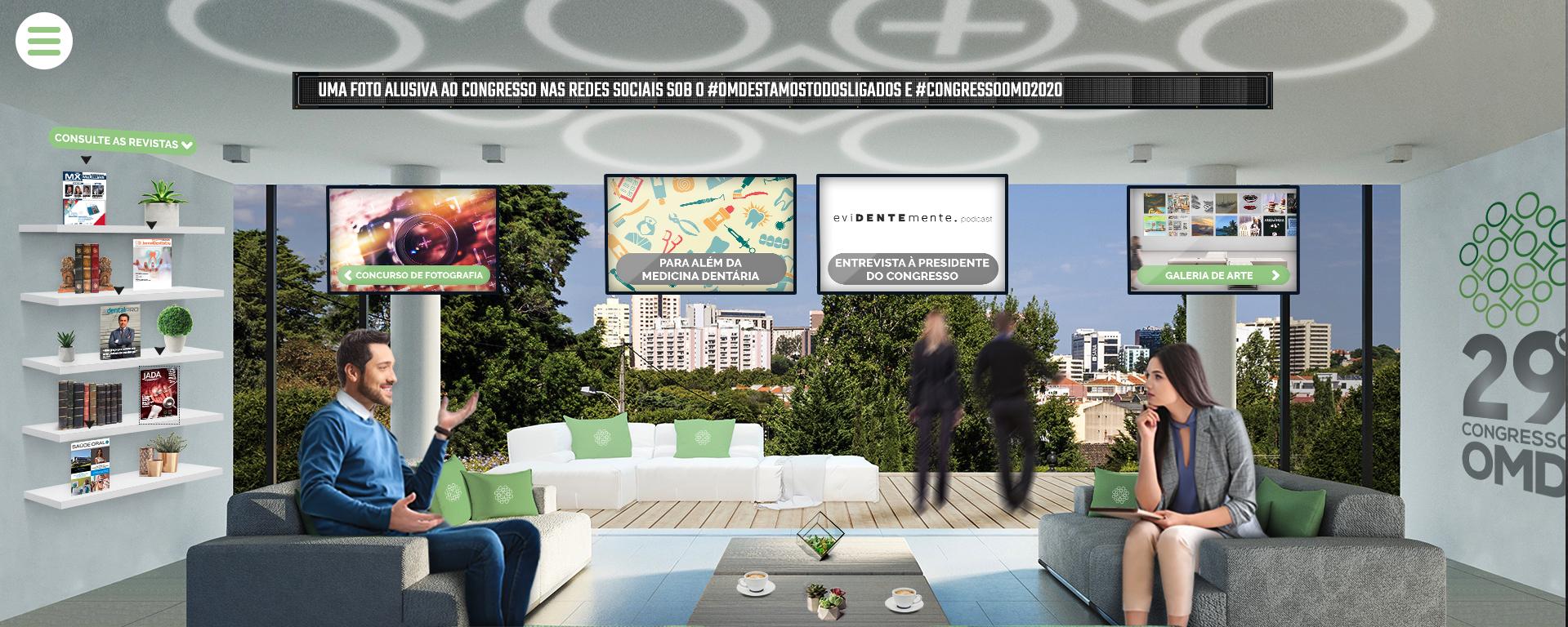 Imagem da notícia: DentalPro no 29º Congresso da OMD, em formato virtual