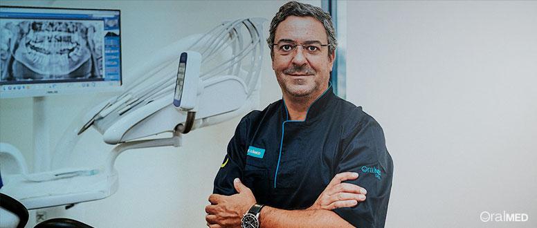 Imagem da notícia: OralMED Aveiro foi palco de um tratamento inovador