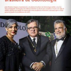 Imagem da notícia: AcBO: João Pimenta empossado como Académico Honorário há um ano