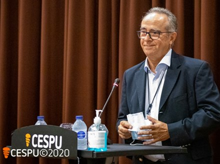 Imagem da notícia: CESPU tem novo reitor