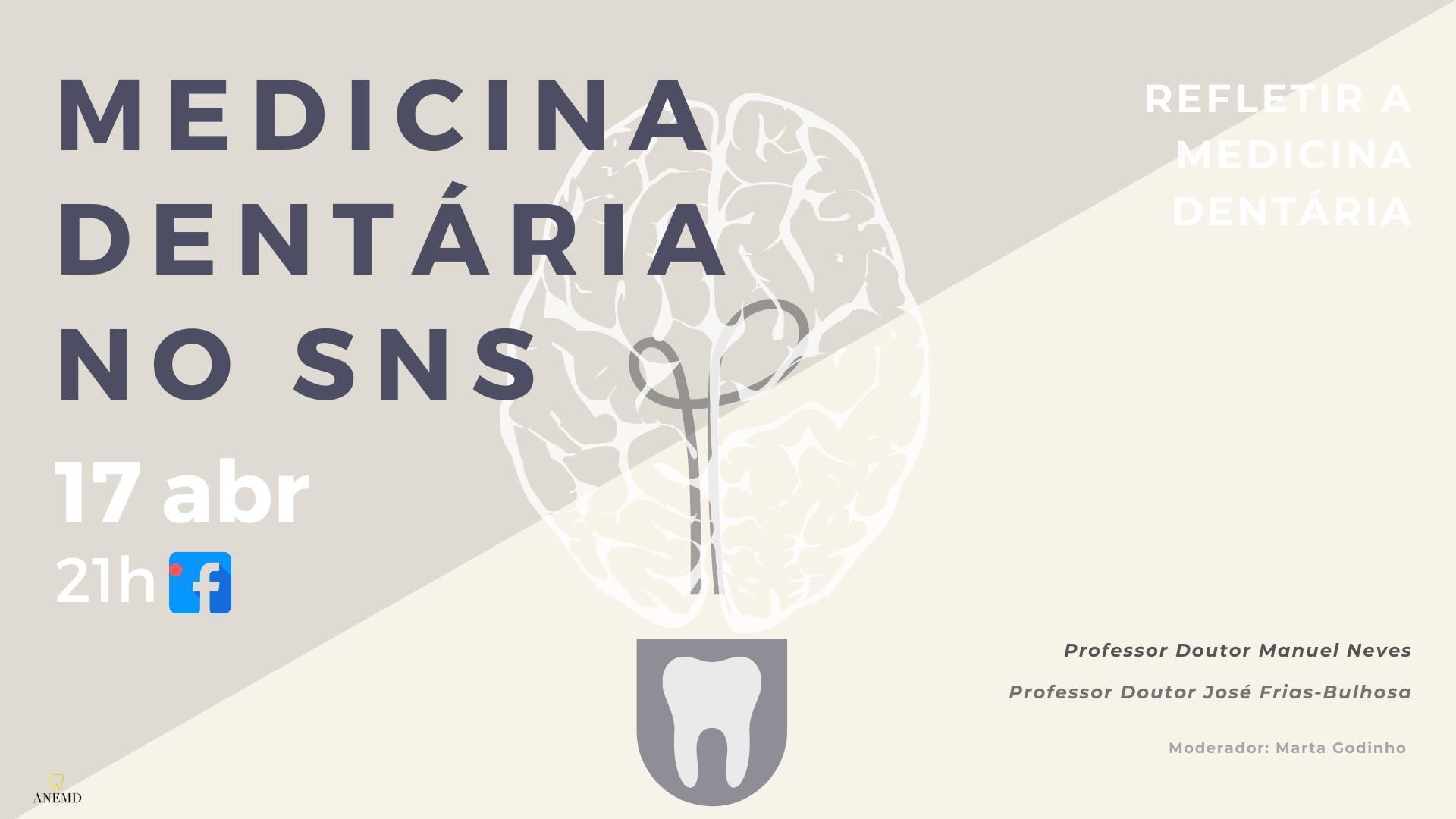 Imagem da notícia: ANEMD: 5º Conferência Refletir a Medicina Dentária