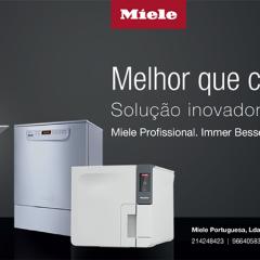 Imagem da notícia: Miele lança solução inovadora PAY-PER-USE DENTAL