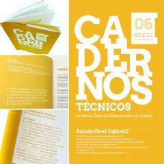 Imagem da notícia: Santa Casa da Misericórdia de Lisboa lança publicação de saúde oral infantil