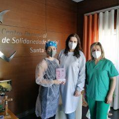 """Imagem da notícia: ONG Mundo A Sorrir desenvolve """"Manual de Boas Práticas em Saúde Oral no Idoso"""""""