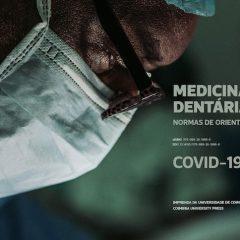 Imagem da notícia: Normas de Orientação Clínica para a Covid-19 com 2.ª edição