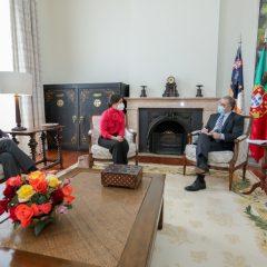 Imagem da notícia: OMD reúne com presidente do Governo Regional dos Açores