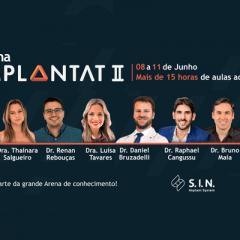 Imagem da notícia: Segunda edição da Arena Implantat já foi vista por mais de 12 mil pessoas