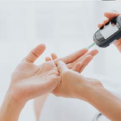 Imagem da notícia: Estudo português revela que diabetes é um fator de risco para doenças periodontais
