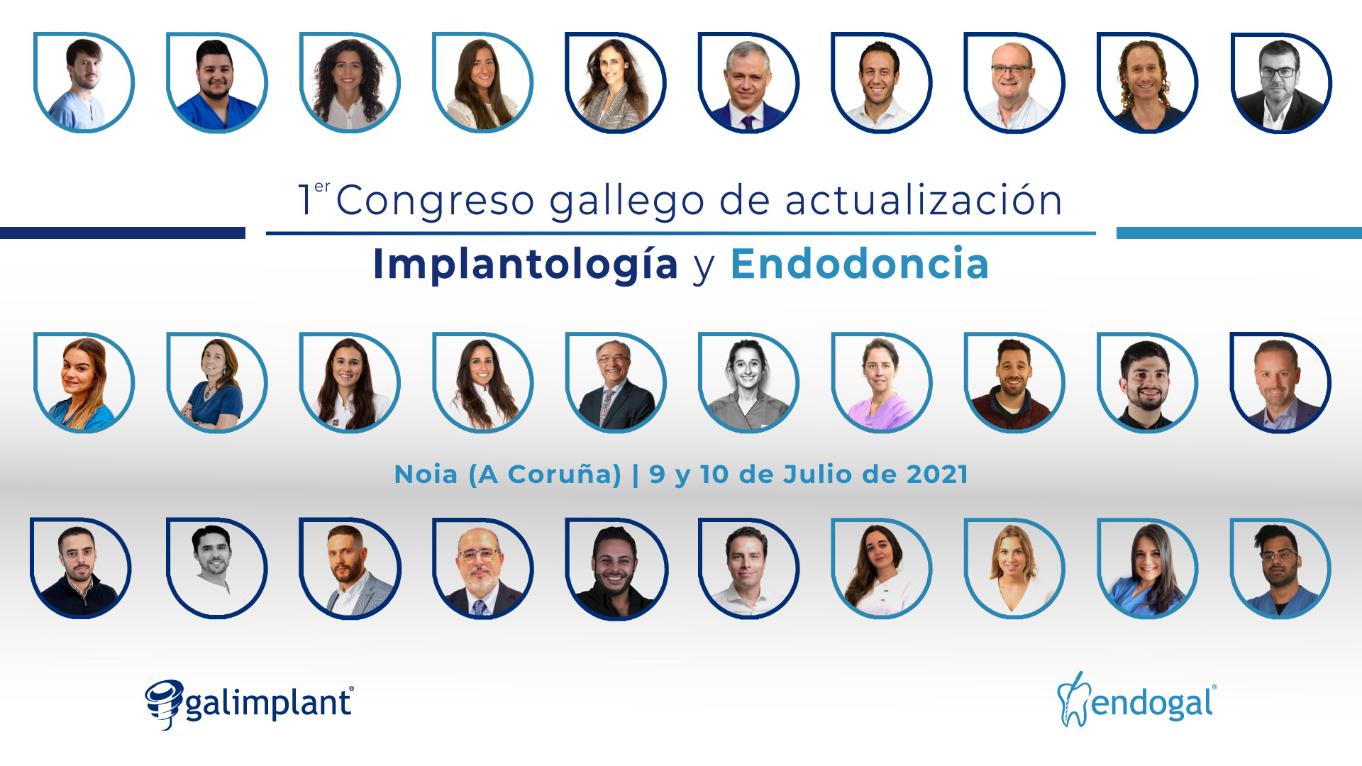 Imagem da notícia: Galimplant e Endogal organizam 1ºCongresso de atualização em implantologia e endodontia