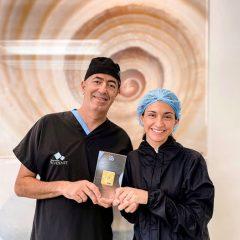 Imagem da notícia: Clínica dentária Previdente distinguida como PME excelência