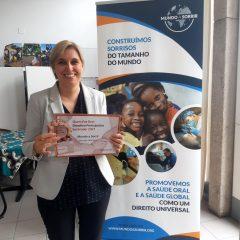 Imagem da notícia: Projeto Centro de Apoio à Saúde Oral de Lisboa recebe menção honrosa do Santander