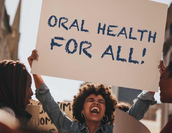 Imagem da notícia: FDI: webinar aborda nova resolução de saúde oral