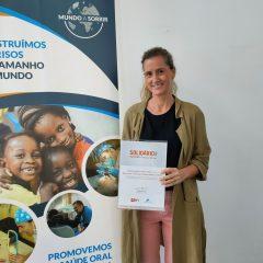 """Imagem da notícia: Iniciativa da Mundo A Sorrir distinguida pelo Prémio BPI Fundação """"la Caixa"""" Solidário 2021"""